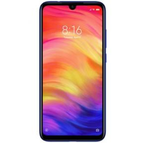 Xiaomi Redmi Note 7 Dual SIM - 128GB 4GB RAM  4G LTE Blue Global Version
