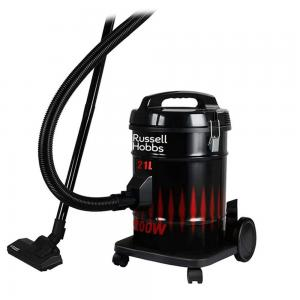 Russell Hobbs Heavy Duty Vacuum Cleaner Black And Red, K-403-2