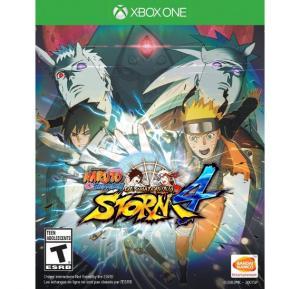 Bandai Namco Entertainment Naruto Shippuden Ultimate Ninja Storm 4  For Xbox One