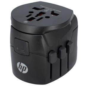 Hp 2Ux37aa#abb World Plug Travel Adapter