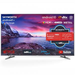 Skyworth LED 75 inch Frameless Android UHD 4K Smart TV, 75SUC9300