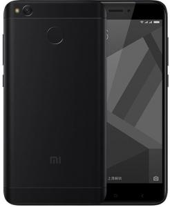 Xiaomi Redmi 4X Smartphone, Android 6.0, 5.0 Inch Display, 3GB RAM, 32GB Storage, Dual Camera, Dual Sim- Black (Global version )