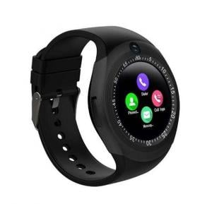 Y3 Plus Sporty Bluetooth Smart Watch Phone Supports with Sim Card , Memory Card and Camera