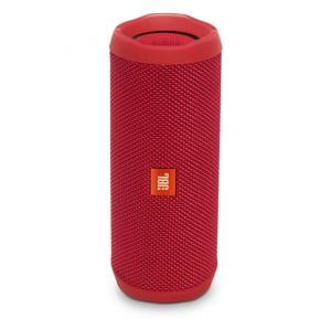 JBL Flip 4 Portable Wireless Speaker - Red