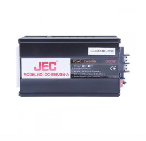 JEC 300W Power Inverter - Model No. CC-886USB-A