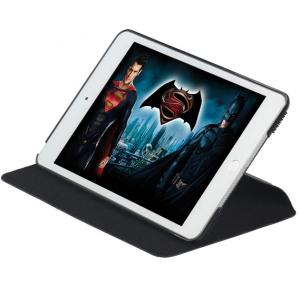 Promate Felix Mini 4 Premium Folio Case with Detachable Car Seat Mount for iPad mini 4, Brown