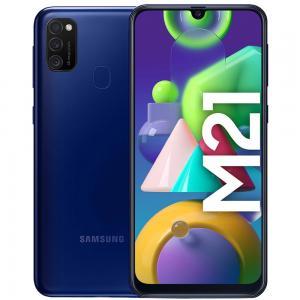 Samsung Galaxy M21 Dual SIM 4GB RAM 64GB 4G LTE-Blue