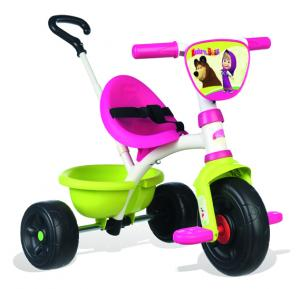 Smoby - Masha & The Bear Be Move Tricycle, 740300