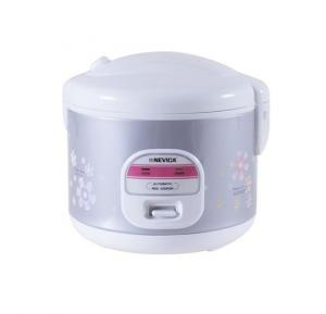 Nevica 1.0L Rice Cooker, Cool Touch Body