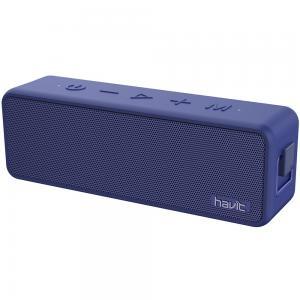 Havit M76-BL Bluetooth Poratble Speaker, Blue