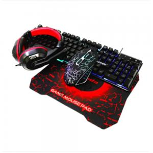 Banda G10 Gaming 4 in 1 Keyboard Mouse Headset Mouse Pad