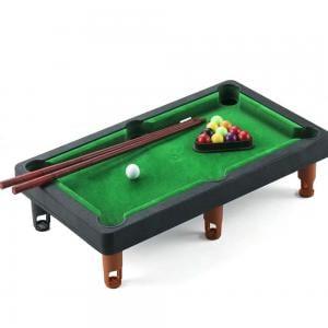 Kids Portable Mini Billiards Snooker set