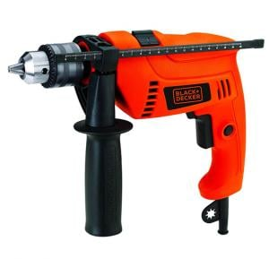 Black & Decker HD650K-B5 13mm Hammer Drill 650W