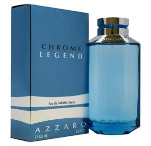 Azzaro Chrome Legend EDT - 125 ml
