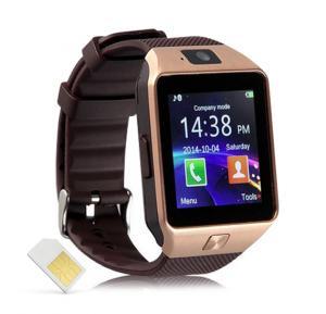 MidSun M9 Smart Watch with SIM Slot, Camera & Bluetooth (GOLD)