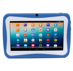 BSNL K1 Kids, Tablet 7 inch, Android 4.4.2 , 4GB, Dual Core, Dual Camera, Blue