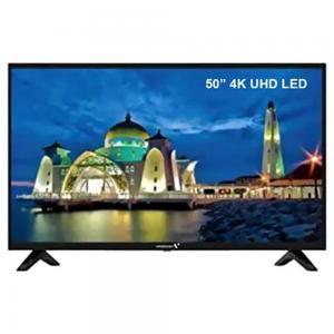 Videocon 50 Inch 4K UHD Smart LEDTV E50EP1100, Black