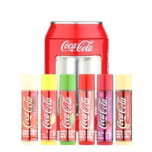 Lip Smacker LIP0802856 Coca Cola Classic Can Tin Box 6 Pcs