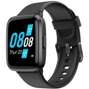 Xcell G1 Pro Smart Watch, WATCH-G1PRO, Black