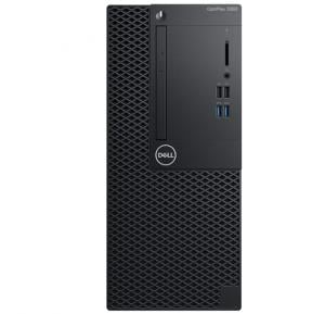 Dell OptiPlex 3060 MT - i5-3.00GHz / 4GB / 1TB / Win 10 Pro / 1YW - Desktop PC, 3060N-I5-VPN-M3NR4