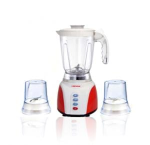 Nevica Blender With 2 Grinders, Unbreakable Jars - NV-643BG