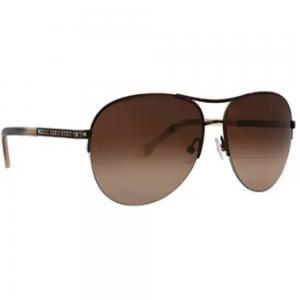 Badgley Mischka Women Aviator Frame Sunglasses, 781096545810