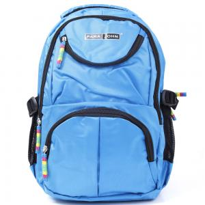 Para John Backpack Bag Color Blue 14x18.5 Inch, PJBP6569A19