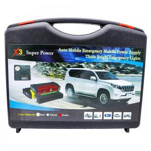 Super Power Multi Function Emergency Car Jump Starter And Power supply charger with Compressor