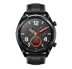 Huawei Watch GT Sport Black Stainless Steel Graphite Black Sport Strap V401