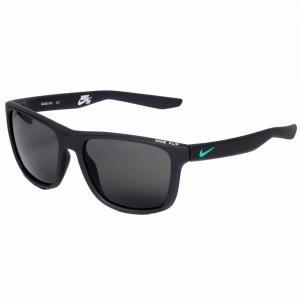 Nike EV0990 Rectangle Grey Sunglasses For Men Grey Lens, Size 53