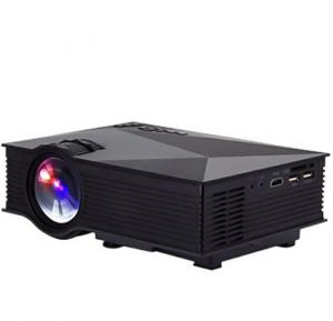 BSNL A46 Wifi Projector Black