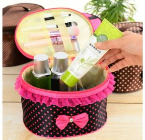 T&F Makeup Organizer Zip Bag