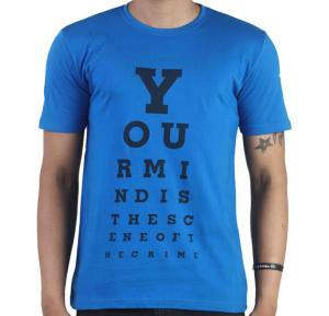 Blot SP-109 T-Shirt, Blue
