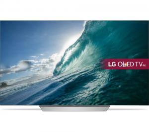 LG 55 Inch OLED Smart TV - OLED55C7V