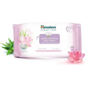 Himalaya Gentle Cleansing Baby Wipes 56s