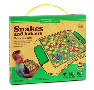 Brain Games Board Game Snakes And Ladders BG-10060
