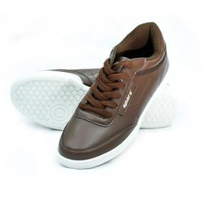 Sparx Brown Gents Casuals Shoes With Bag, SM-334-43