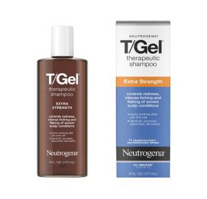 Neutrogena T gel 130 Ml Shampoo 062600450081