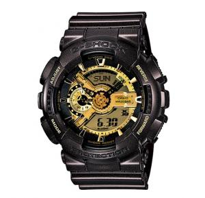 Casio G-Shock Wrist Watch For Men, Black-GA-110BR-5ADR
