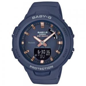 Baby-G Athleisure Series Womens Watch, BSA-B100-2ADR, Blue
