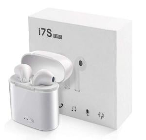 i7s tws True wireless stereo Bluetooth Headset Handfree Earbuds with microphone for Smartphones