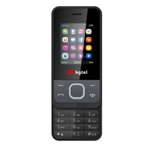 KGTel Idol Z1,1.7 Inch Display,Dual SIM,Bluetooth,FM Radio-Black