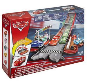 Disney Pixer Cars -Ttransforming Mcqueen Playset, DVF38
