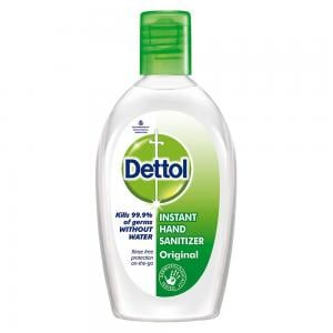 Dettol Hand Sanitizer Original, 50 ML