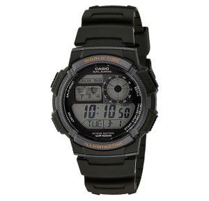 Casio Mens Resin Digital Watch, AE-1000W-3AVDF