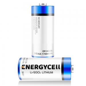 Energycell 3.6V Lithium Battery, ER14335