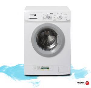 Fagor washing machine 7kg white,FE-7210BL