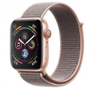 Apple Watch Series 4 44mm GPS + Cellular MTVX2, Gold Pink Sand Loop