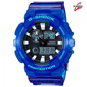 G-Shock G-Lide Mens Watch, GAX-100MSA-2ADR