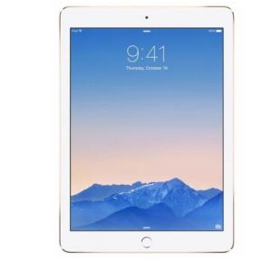 Apple Ipad Pro 12.9 Inch 4G Tablet, iOS 11, 4GB RAM, 256GB Storage, Dual Camera - Gold